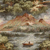 LAKE GEORGE TAPESTRY FABRIC