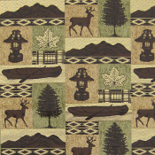 FARGO WILDLIFE TAPESTRY