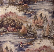 SIERRA WILDLIFE TAPESTRY